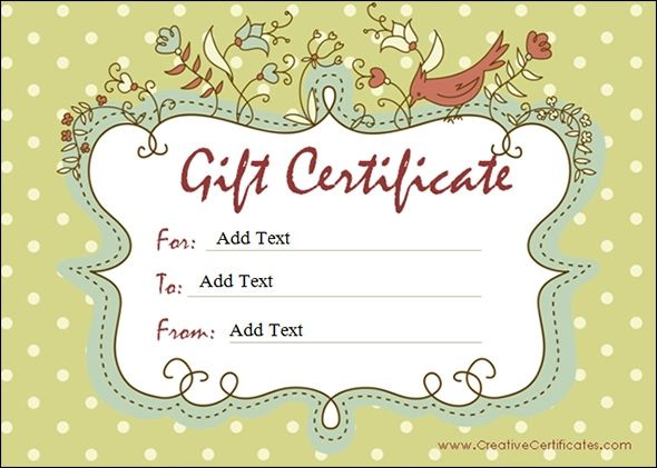 mother s day certificates to print