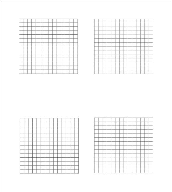 graph paper for math homework - Eczasolinf - free printable grid paper for math