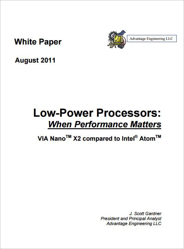 13+ White Paper Templates - PDF, Word