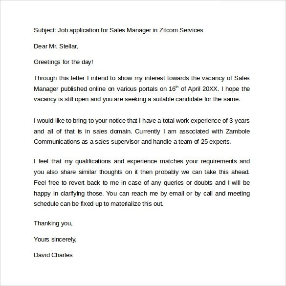 Formal Business Letter Format - 29+ Download Free Documents in Word, PDF