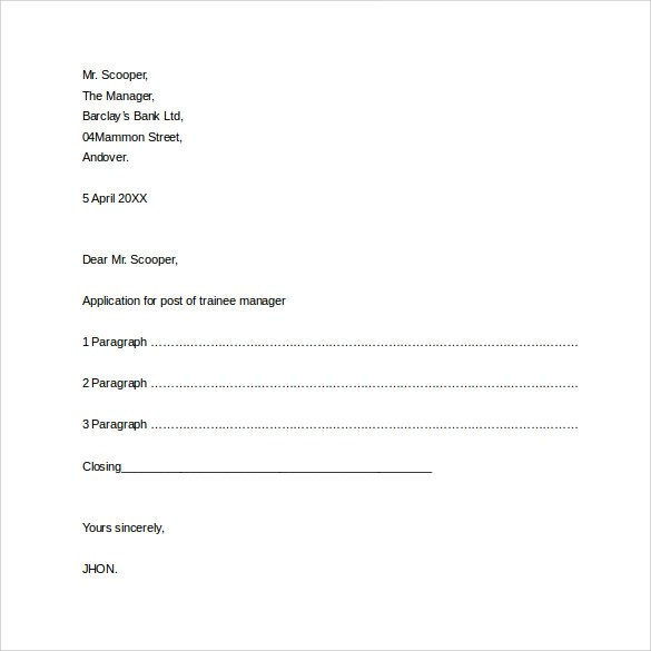 Official Business Letter Format Business Letter Format, Business - sample professional business letter