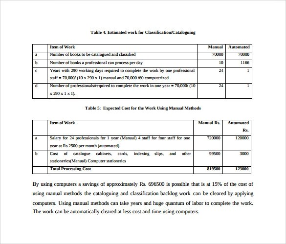 18+ Cost Benefit Analysis Templates Sample Templates - cost analysis template