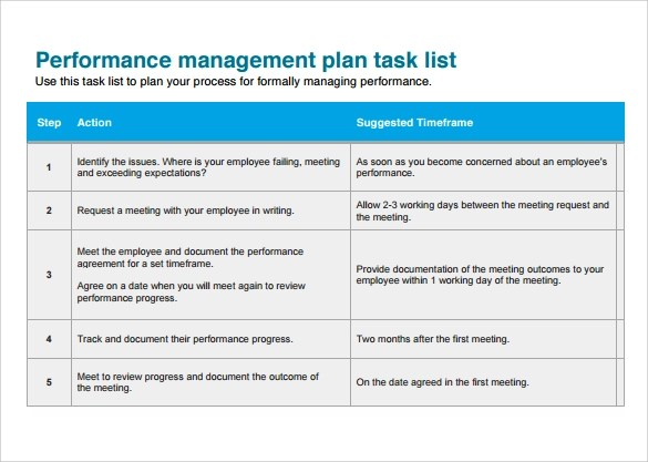 Employee Task List Template - Arch-times - employee to do list template