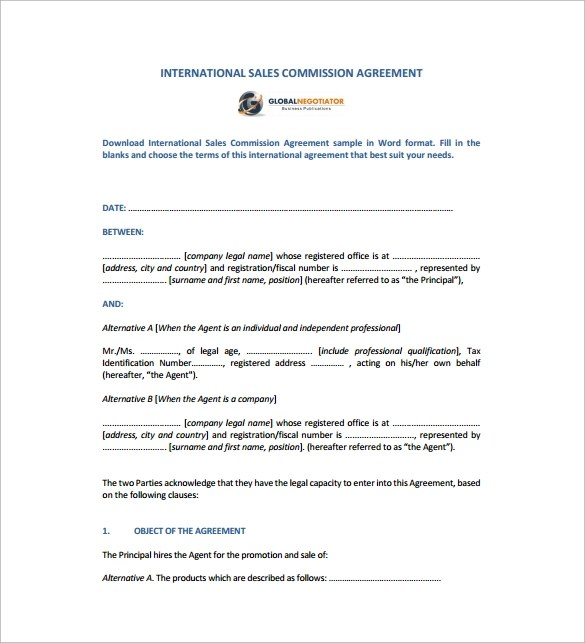 Free Consignment Agreement Free Consignment Agreement Form