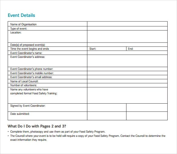 38+ Event Program Templates \u2013 PDF Sample Templates - Event Program