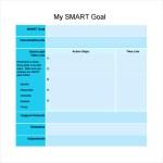 Free Smart Goals Templates PDF
