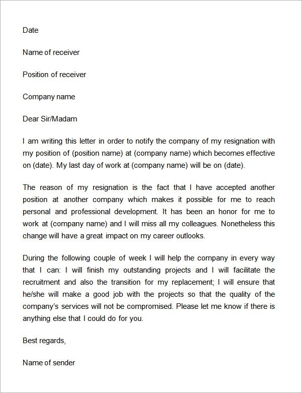 Formal Letter Sample Template Layout Sample Formal Letters 17 Free Documents Download In Pdf