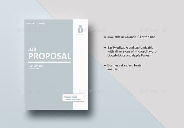 pages proposal template - Minimfagency - ms word proposal template