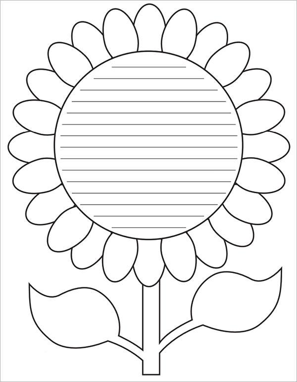 7+ Sample Flower Templates Sample Templates