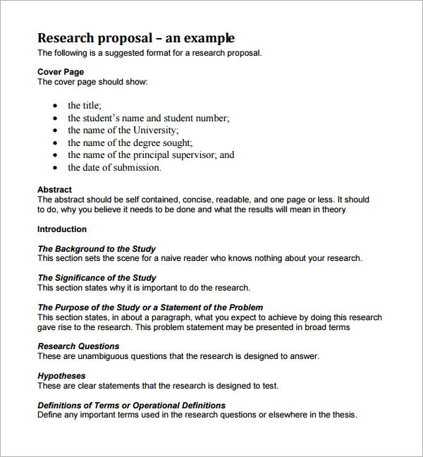 How To Write Research Proposal Dissertation
