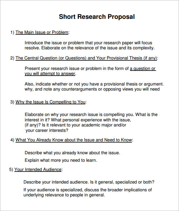 research grant proposal example