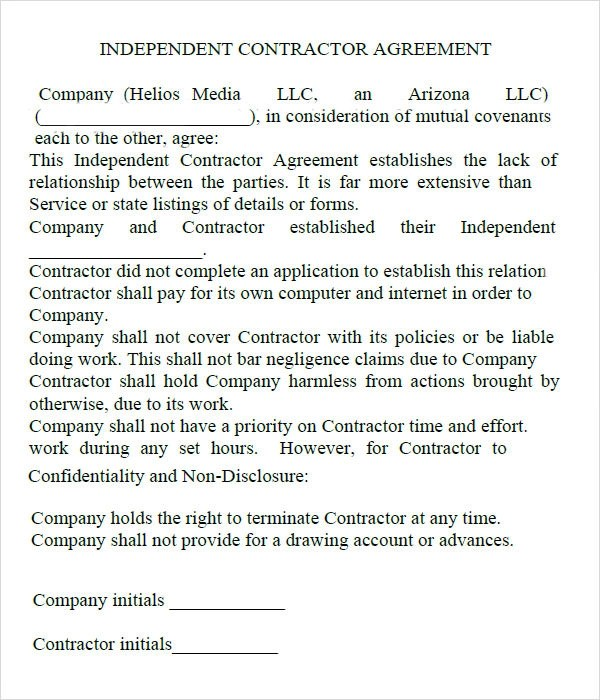 Legal Retainer Agreement Examples | Create Professional Resumes