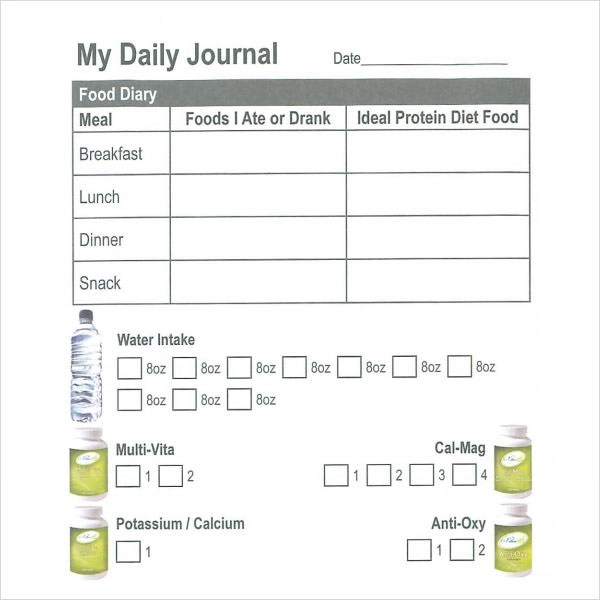 16+ Sample Daily Log Templates - PDF, DOC