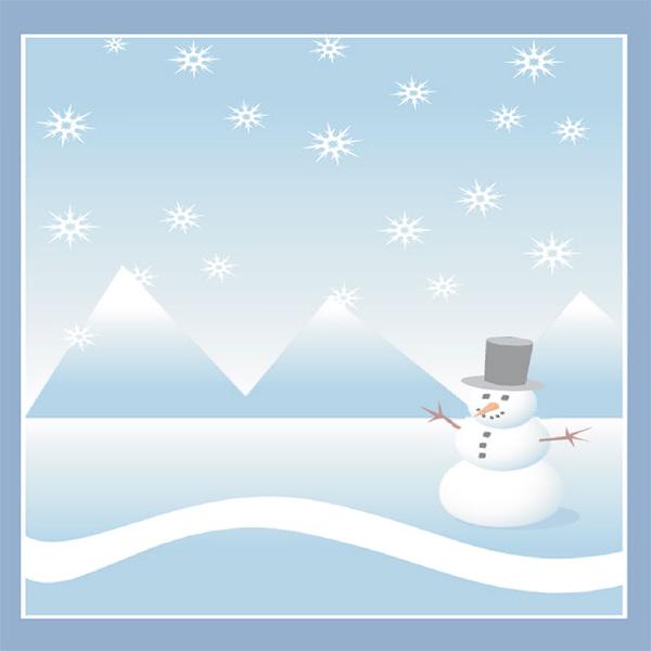 8 Sample Holiday Card Templates Sample Templates