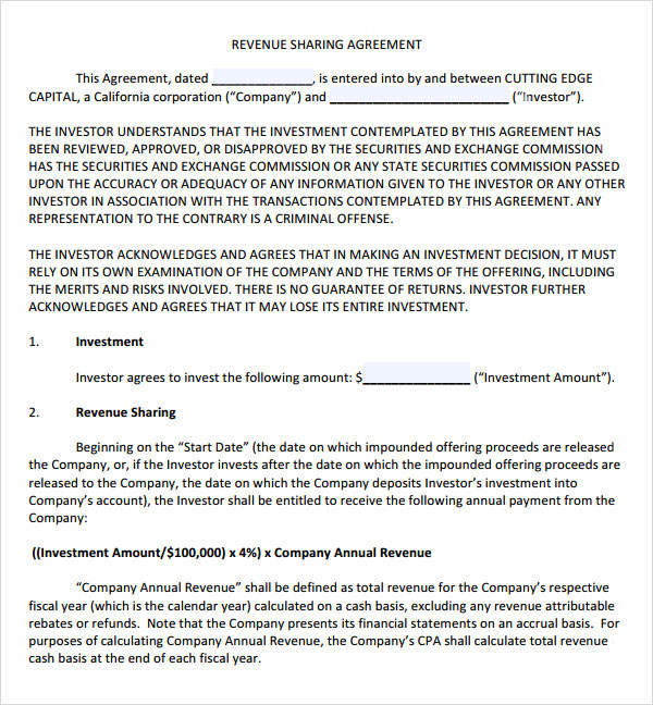 Agreement Under Contract Law | Create Professional Resumes Example
