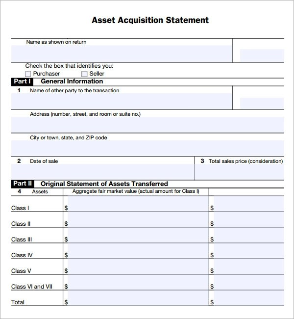 7 Sample Asset Purchase Agreement Templates for Free Sample Templates - asset purchase agreement template