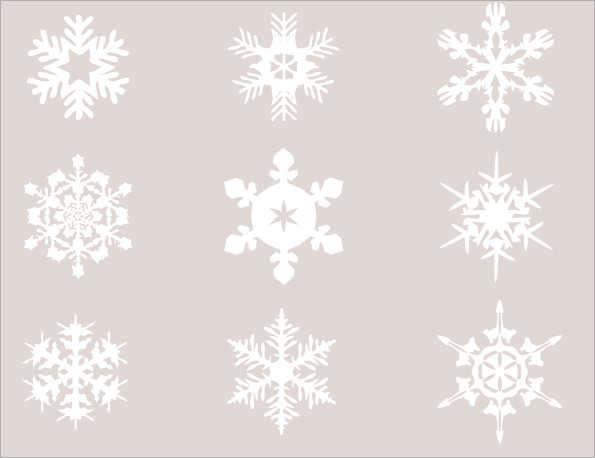 Snowflake Template - 7+ Free PDF Download