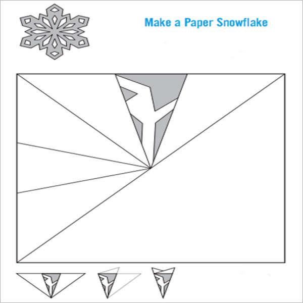 snowflakes template pdf - Onwebioinnovate - snowflake template