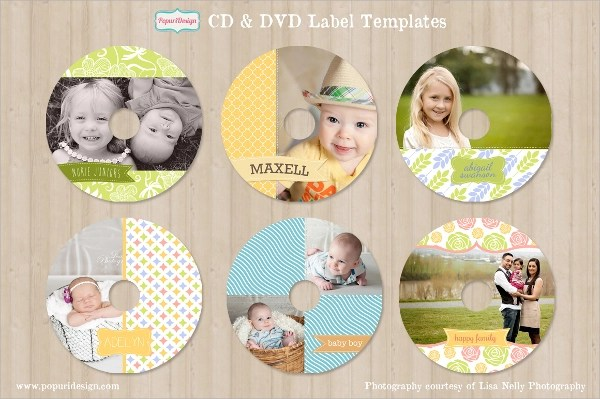 11+ Dvd Label Templates Sample Templates - cd label templates