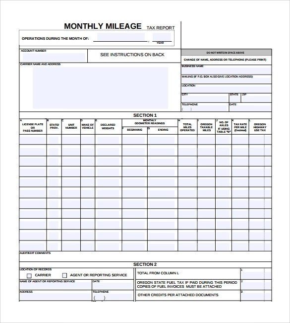 Monthly Report - 18+ Download Documents in PDF - monthly report templates