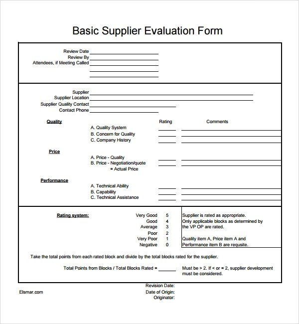 Basic Training Evaluation Form | How To Create A Resume On Windows Xp