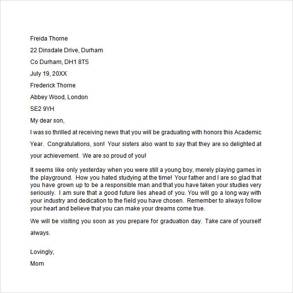 Promotion Congratulations Letter Example CV RESUMES MAKER GUIDE - congratulations letter