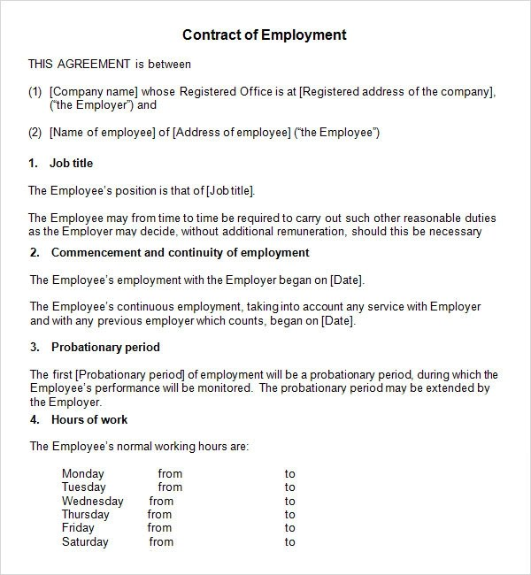 Simple Artist Management Contract Template – Artist Management Contract Template