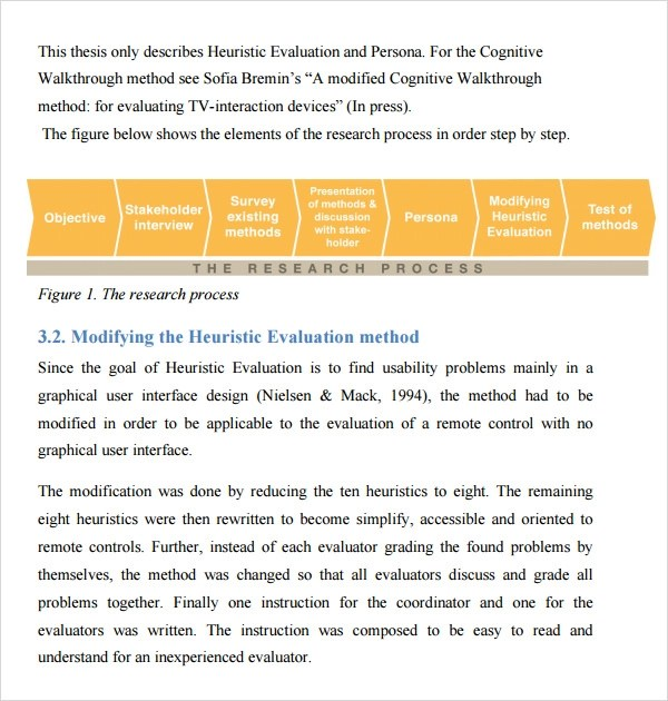 7+ Sample Heuristic Evaluations - PDF, Word