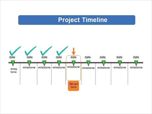 5 Sample Powerpoint Timeline Templates to Download Sample Templates