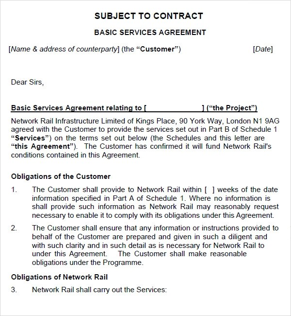 Doc728942 Simple Contract for Services Template Doc728942 – Basic Services Contract