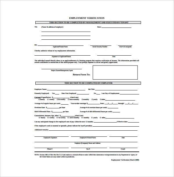 Sample Employment Authorization Form - 4+ Free Documents Download in PDF