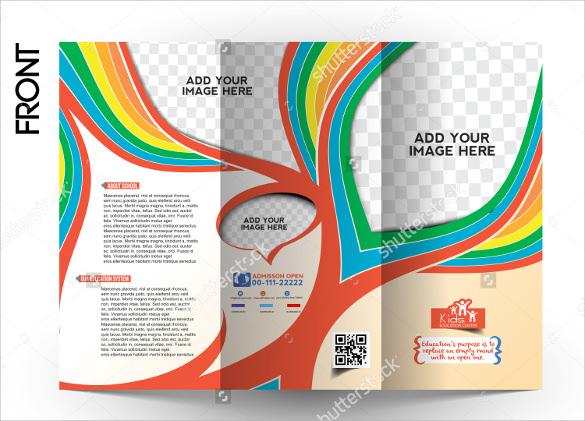 24 Useful School Brochure Templates Sample Templates