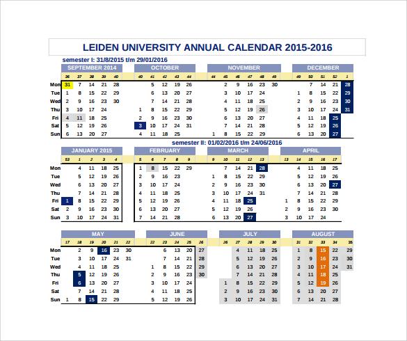 annual calendar template hitecauto - annual calendar template