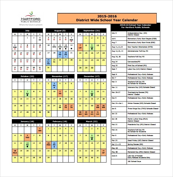 Sample School Calendar kicksneakers - sample annual calendar