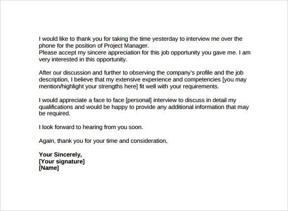 the interview thank you email follow up email sample after no