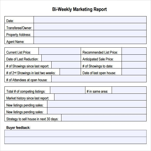 Marketing Daily Report Format In Excel - C # ile Web 0027 e Hükmedin! - marketing report sample