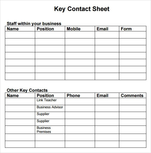 Business Contingency Plan Template Resumetemplatepaasprovidercom - Template for business continuity plan