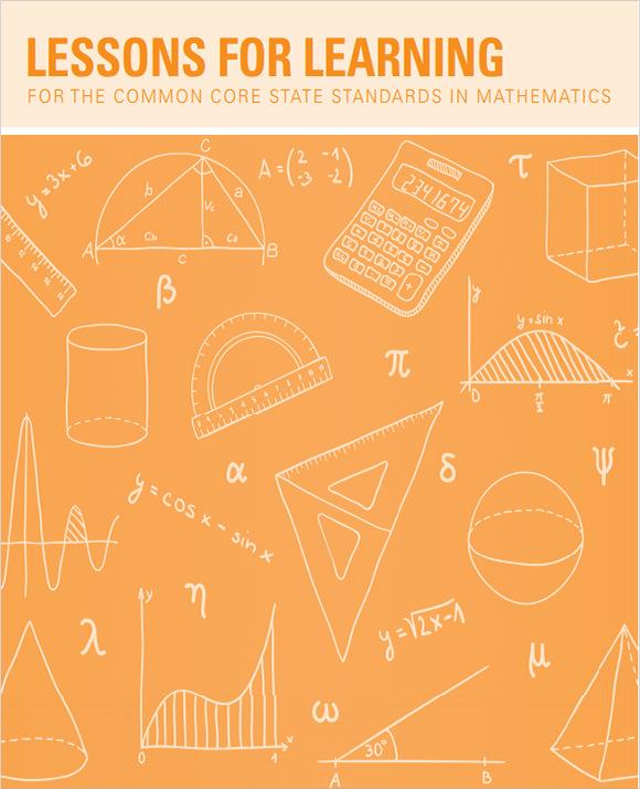 9+ Common Core Lesson Plan Samples Sample Templates - sample common core lesson plan