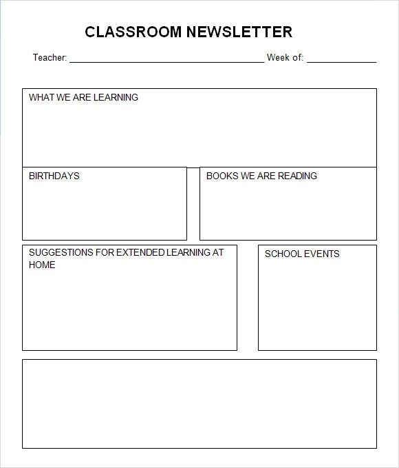 Classroom Roster Template - Resume Template Ideas