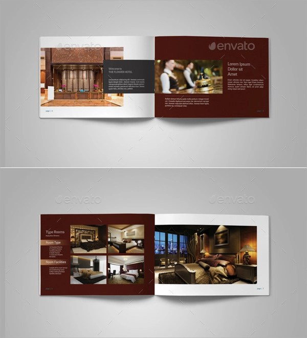 13+ Hotel Brochure Templates Sample Templates