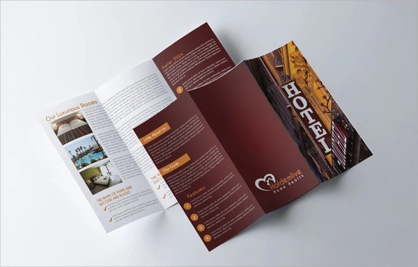 12+ Hotel Brochure Template - PSD, Indesign - hotel brochure template