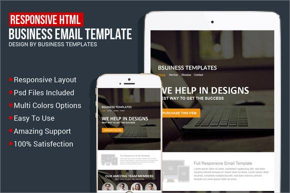 amazing dreamweaver html email templates illustration example