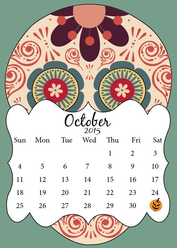 9+ Indesign Calendars Sample Templates
