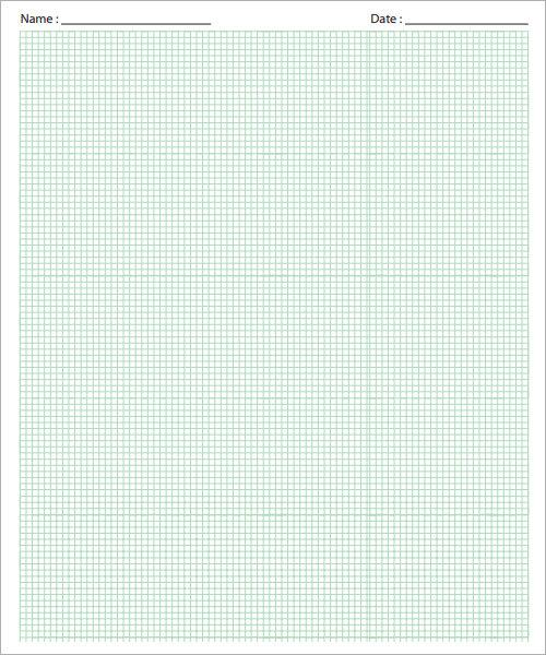 customizable graph paper