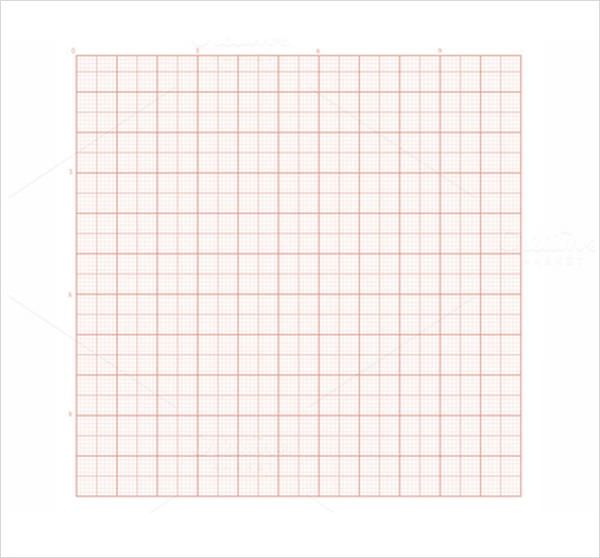 graph paper grid template