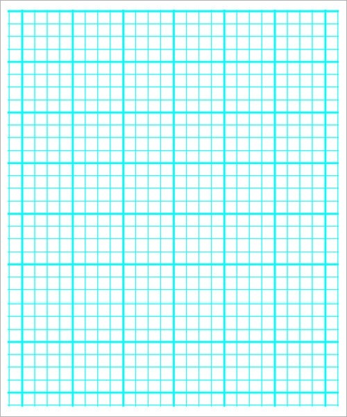 graph paper word template - Cerescoffee - sample graph paper