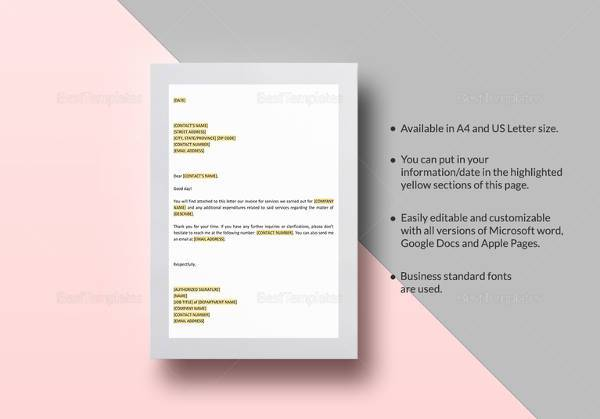 how to make invoice template