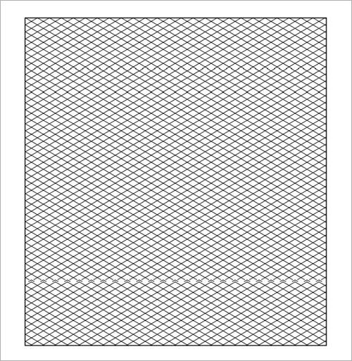 isometric dot paper hitecauto - isometric graph paper