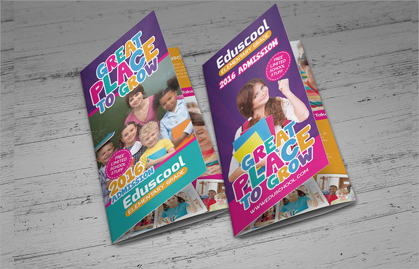 Sample-Preschool-Brochure-Template1jpg (600×386) Mine Your - sample preschool brochure
