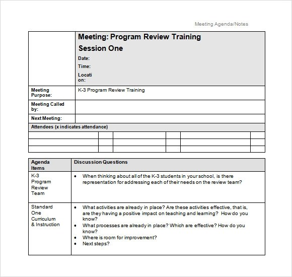 School-Agenda-Template-Docjpg - meetings template